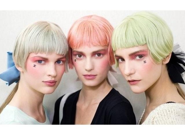 Цвет волос для осеннего типа женщин