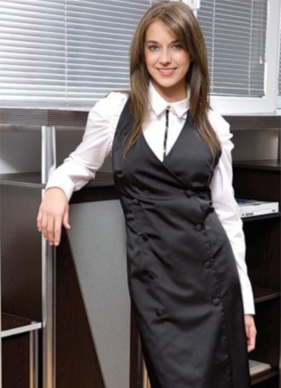 Стильный гардероб деловой женщины: одежда бизнес-леди на пути к успеху (Вид