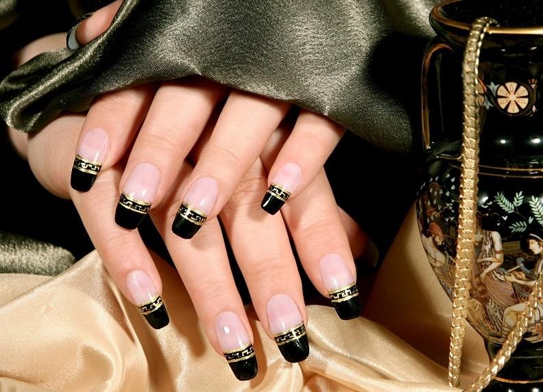 Новые формы и дизайн ногтей