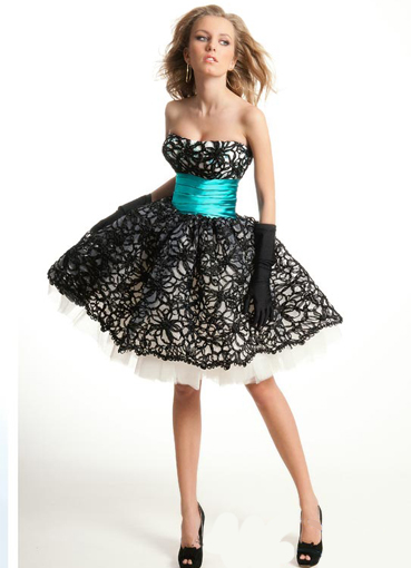 как узнать нужный размер платья