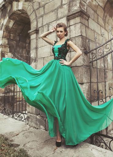 Платье на выпускной 2014