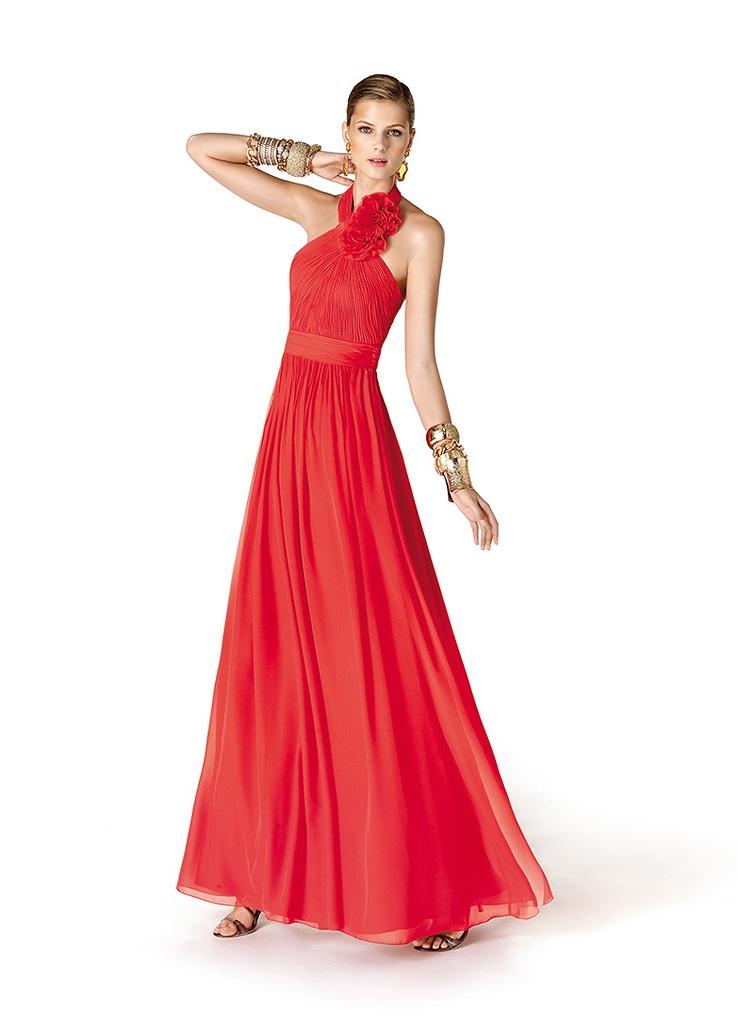 Платье со стеклярусом
