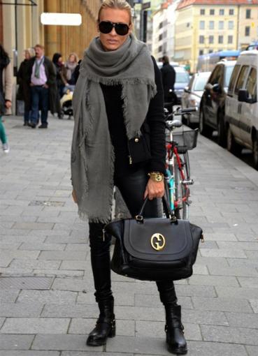 Что носят европейские женщины