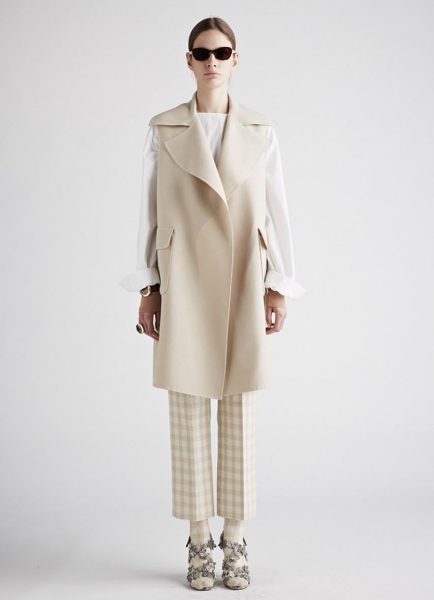Фасоны пальто 2014 5