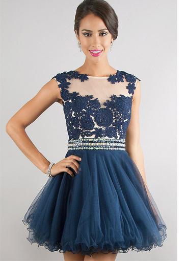Фасон выпускного платья