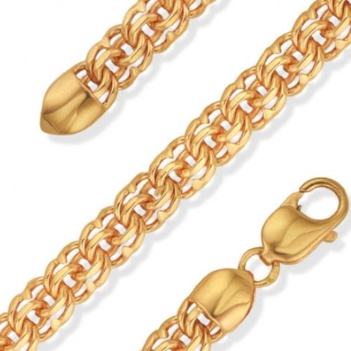 плетение золотых цепочек женских название