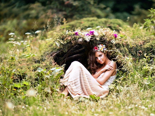 Фото как молодежь резвится на природе фото 169-98
