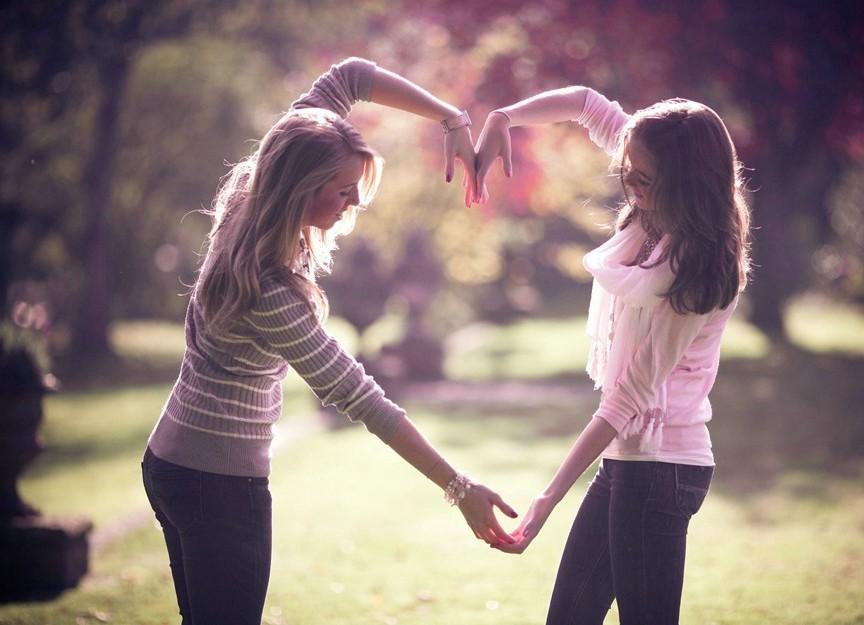 Как сделать подругу девушкой