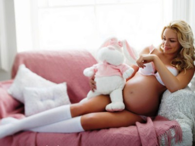 Фото в ожидании ребенка