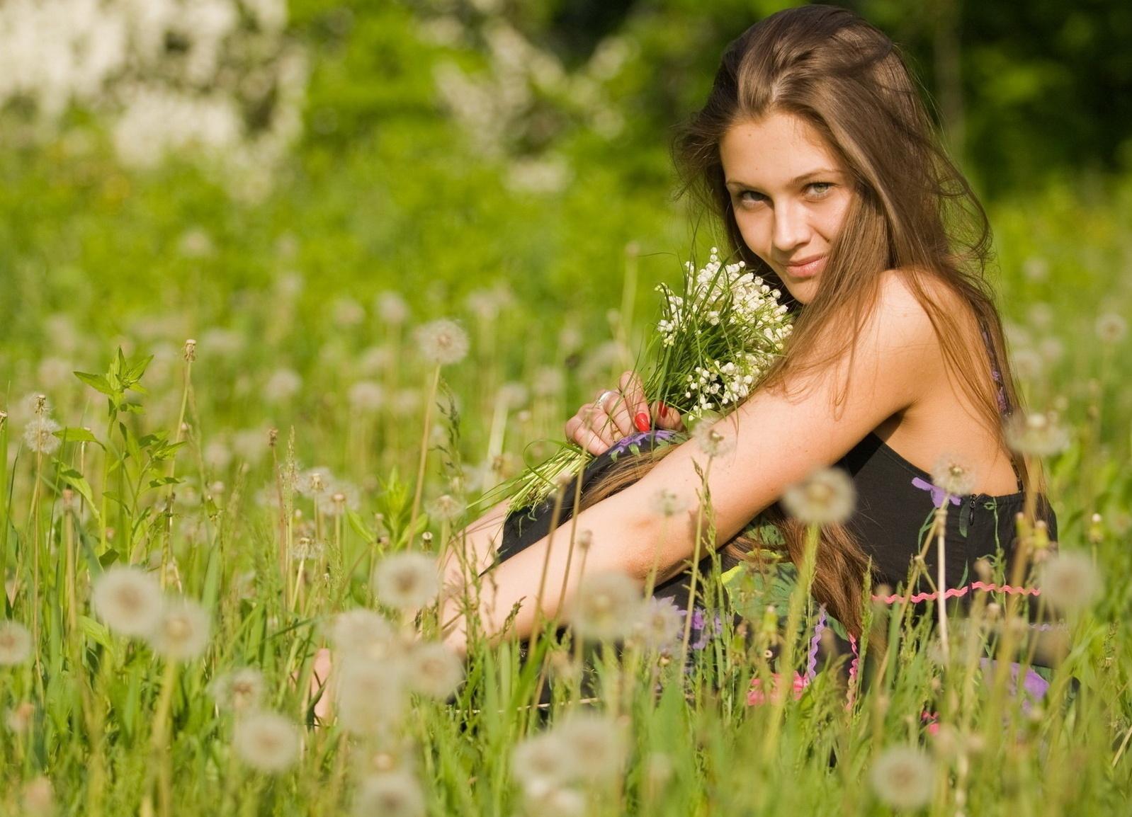 красивые позы для фото на природе
