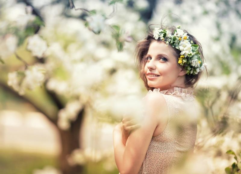 Картинки фотосесии весной