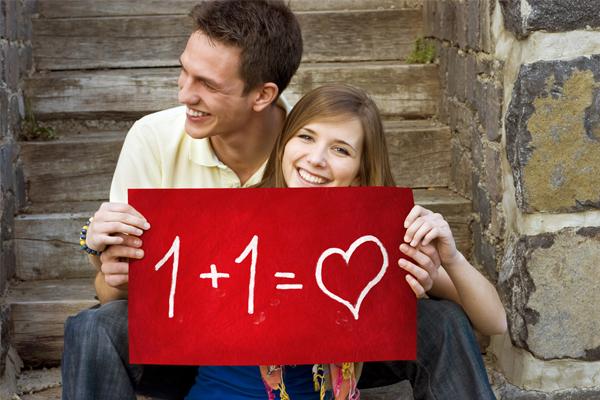 Конкурс влюбленных пар в школе