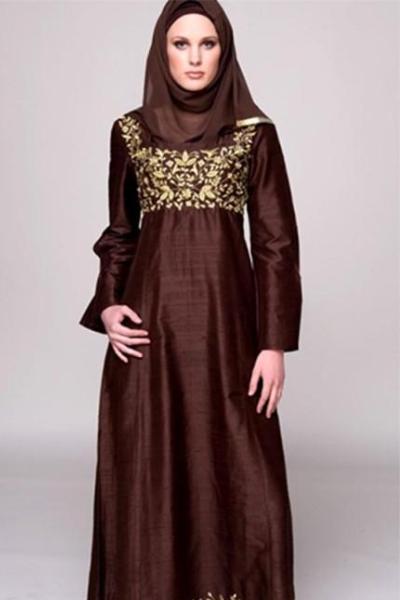 Мусульманских платьев модели