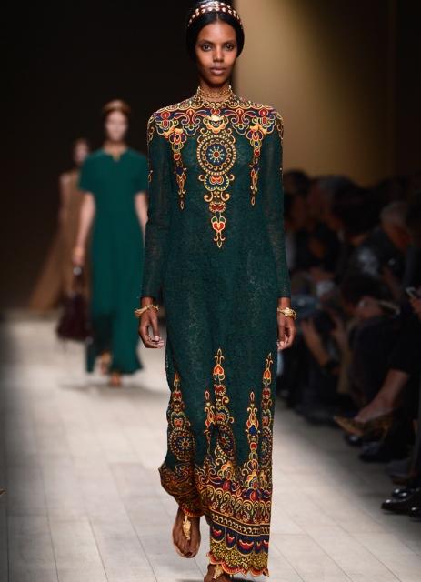 Платье в восточном стиле сшить 42