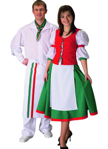 Итальянские Женские Костюмы