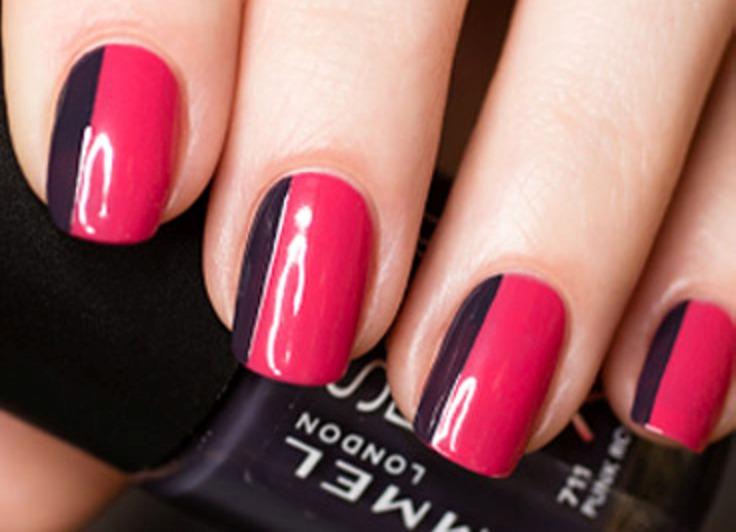 Как красить ногти фото