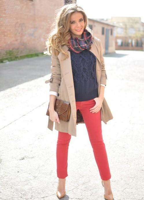 Модно одеваться