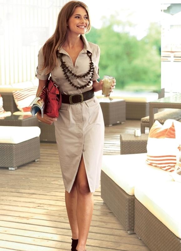 Что летом модно из одежды