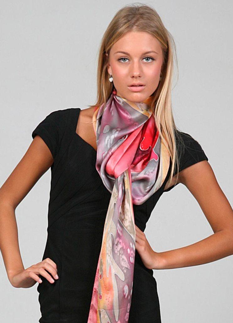 Как носить шарф снуд новые фото