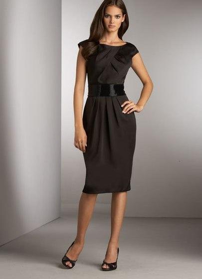 Платье на корпоратив в ресторан