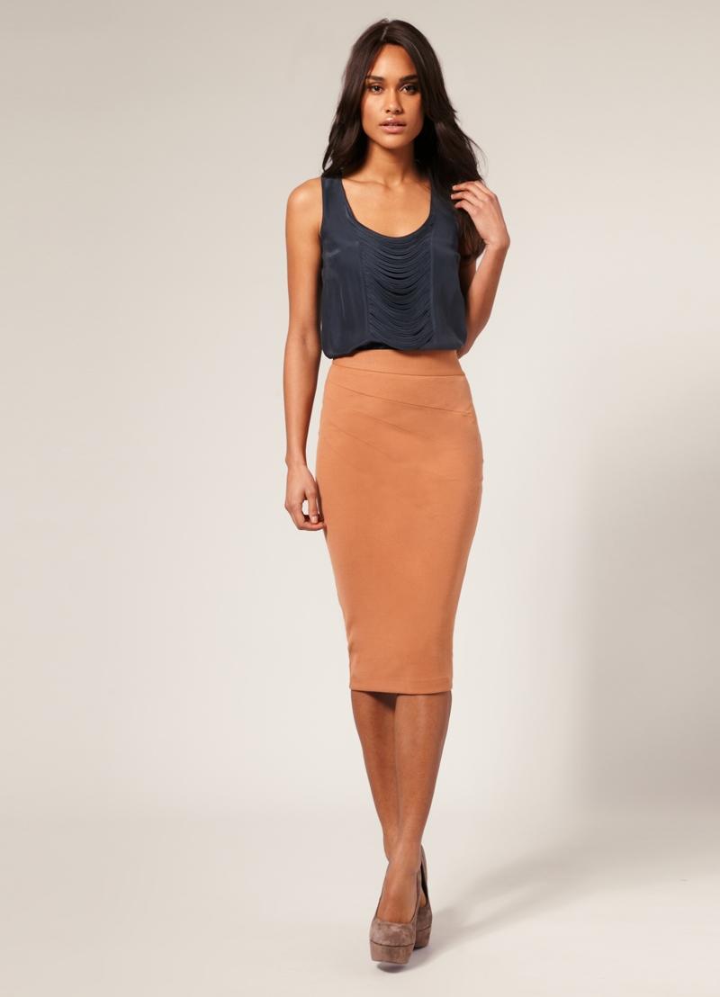 Класические юбки