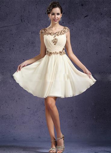 Коктейльный платья для выпускного