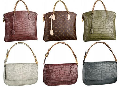 Кожаные сумки 2014
