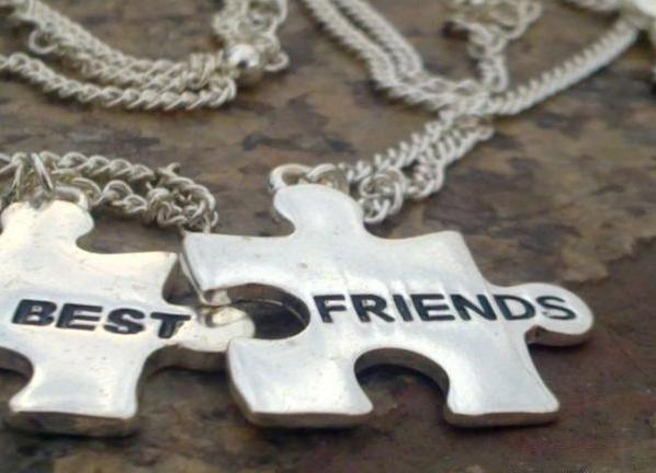 Браслеты для лучших друзей своими руками