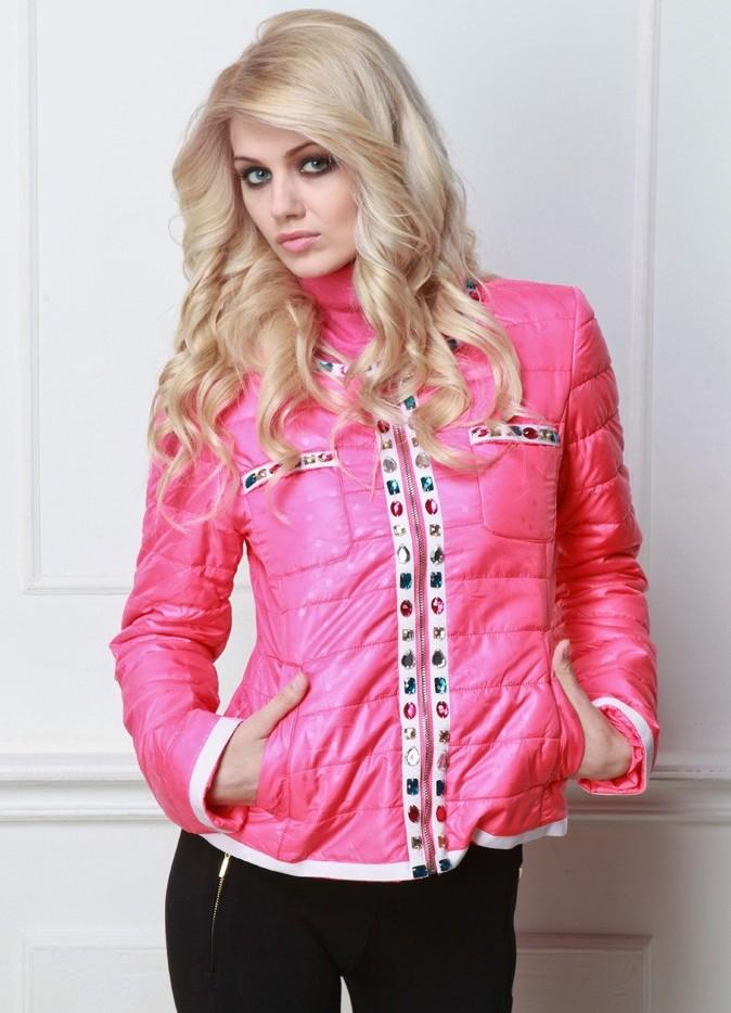 Купить Цветную Куртку На Весну Женскую