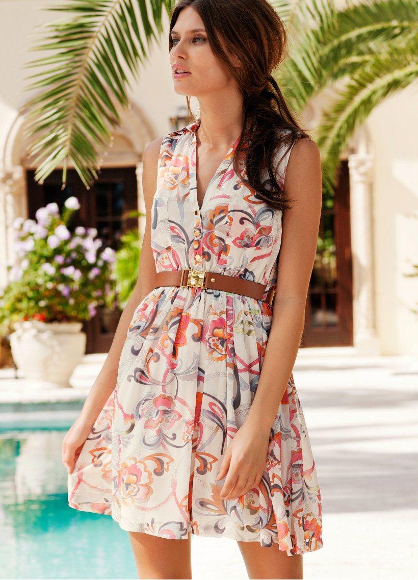 летние платья и сарафаны 2014