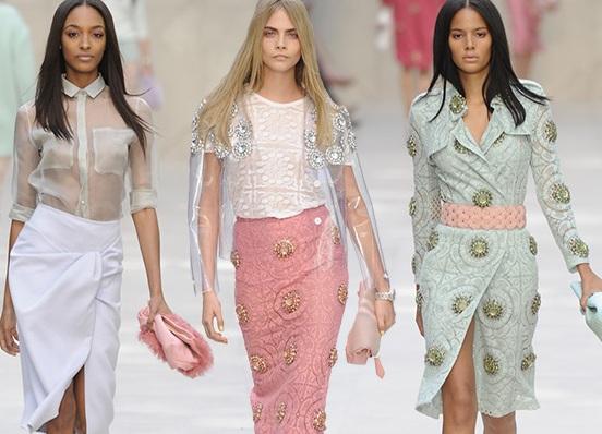 модные модели кожaной одежды