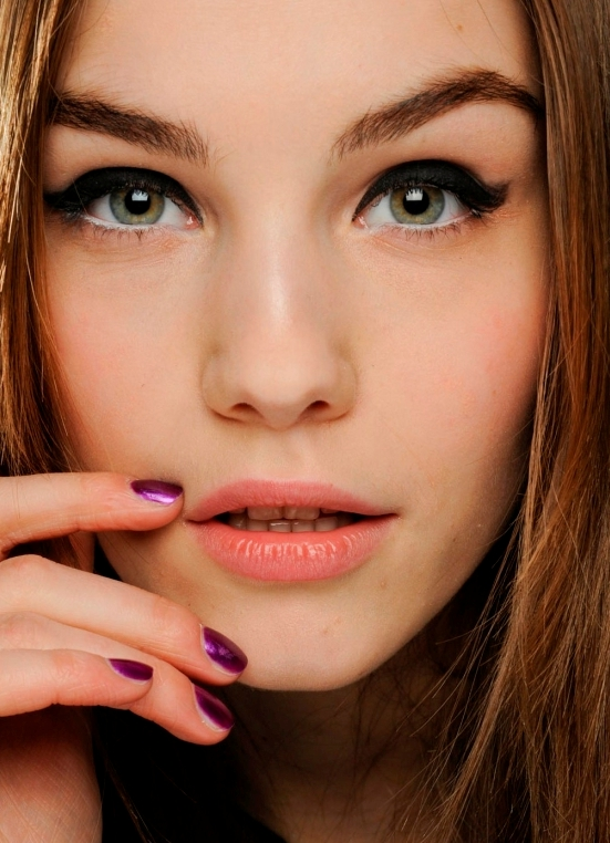 Универсальный макияж на выпускной 2014 картинки