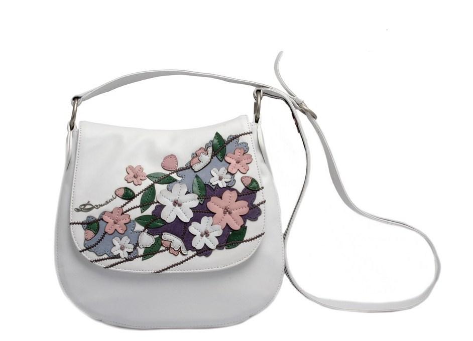 Маленькие сумочки из ткани