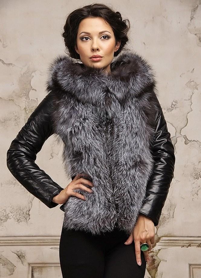 Купить Куртку С Меховым Жилетом