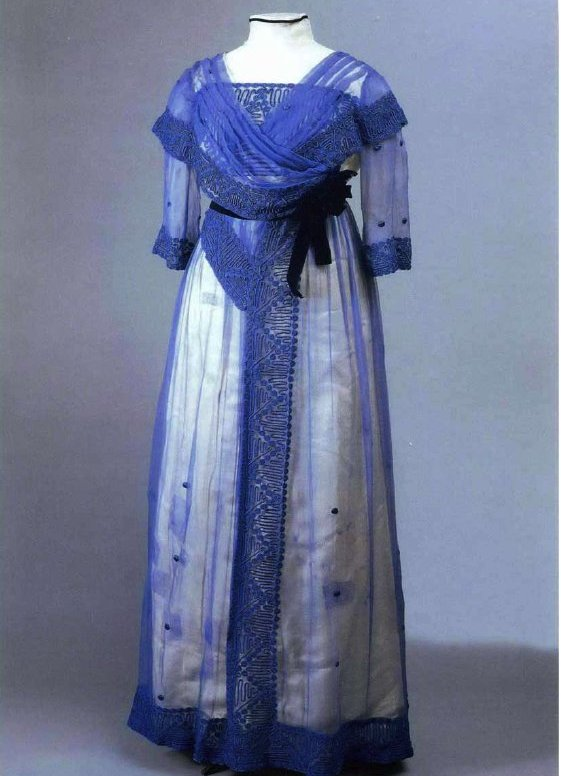 18 век мода фото платья
