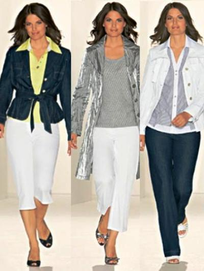 мода для женщин за 45