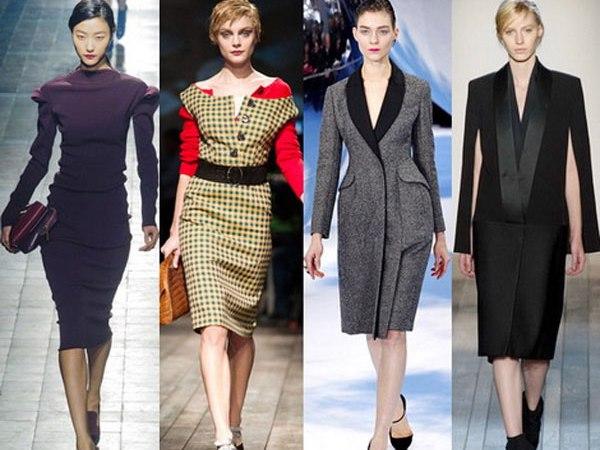 Женская Мода 2018 Года Деловой Стиль