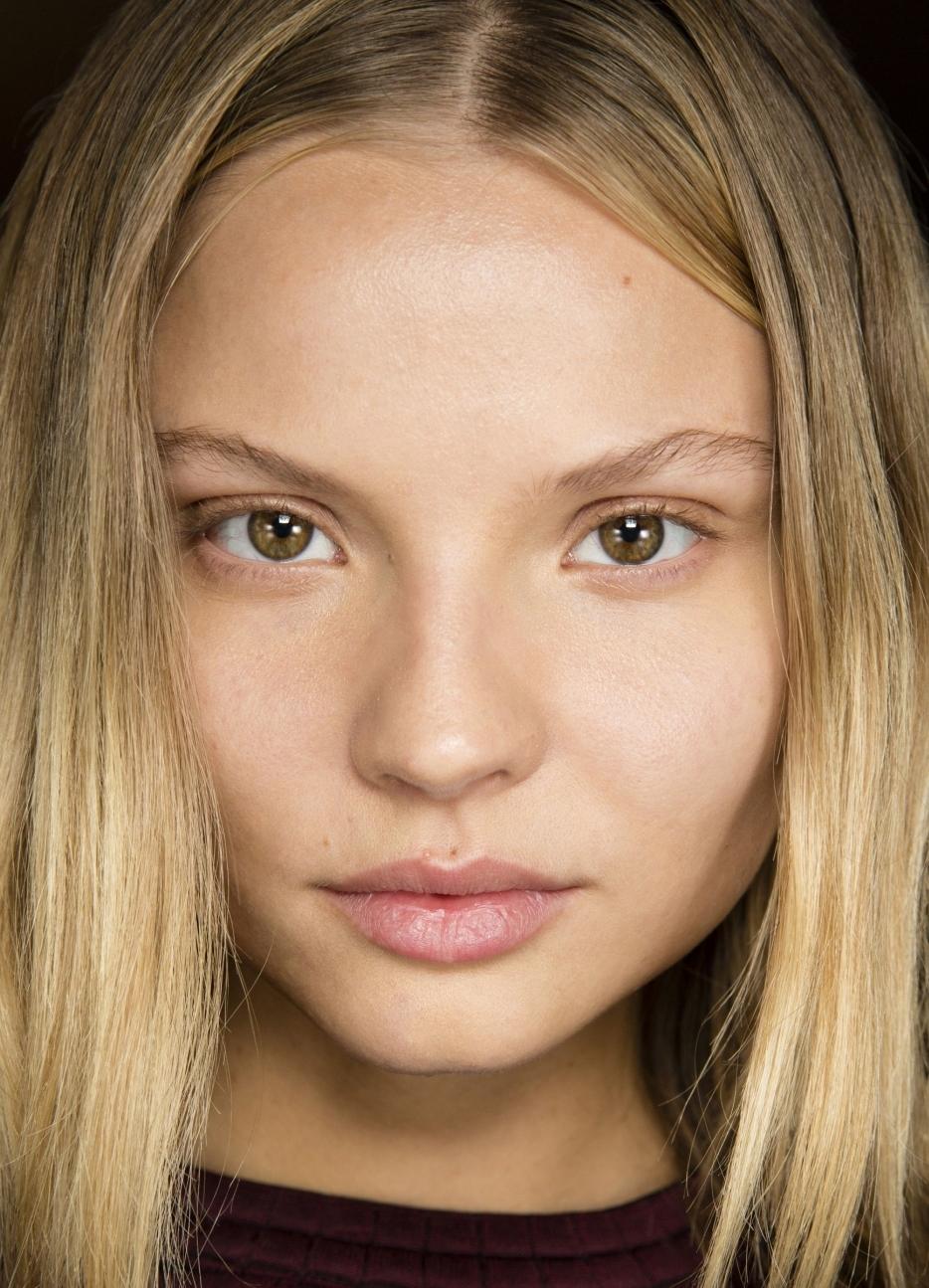 Фото девушек с естественной внешностью
