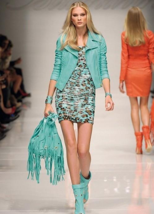 Модная одежда одежды на весну фото