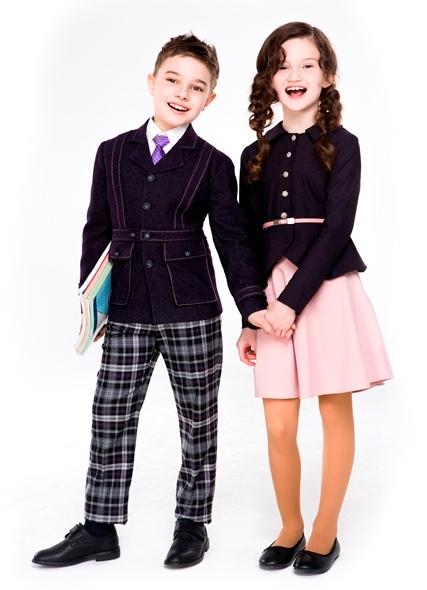 О моде: школьная форма 2015 - Фото показы