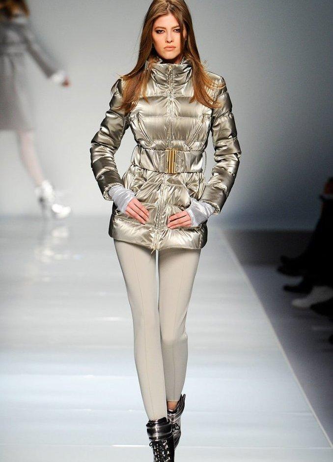 Модная Зимняя Одежда 2014