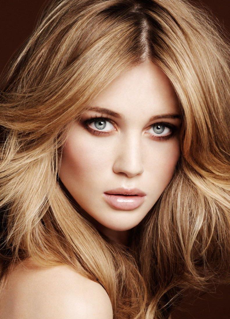 Модное окрашивание волос года фото модные цвета окрашивания волос