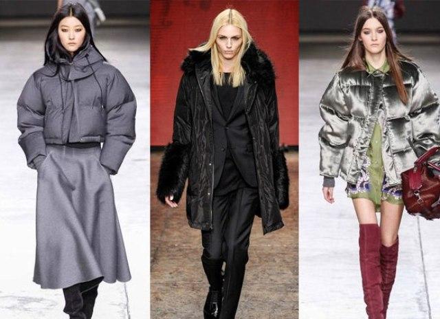 Модные куртки – осень 2014