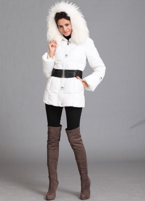 Белая Зимняя Куртка Aliexpress Белая Куртка Зимняя Женская