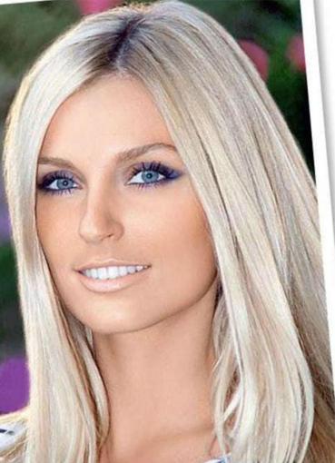 цвет волос светло карамельный фото: