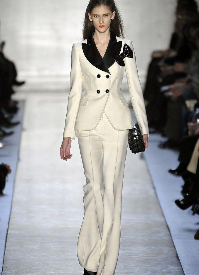 Женская одежда Dolce & Gabbana осень-зима 2013-2014