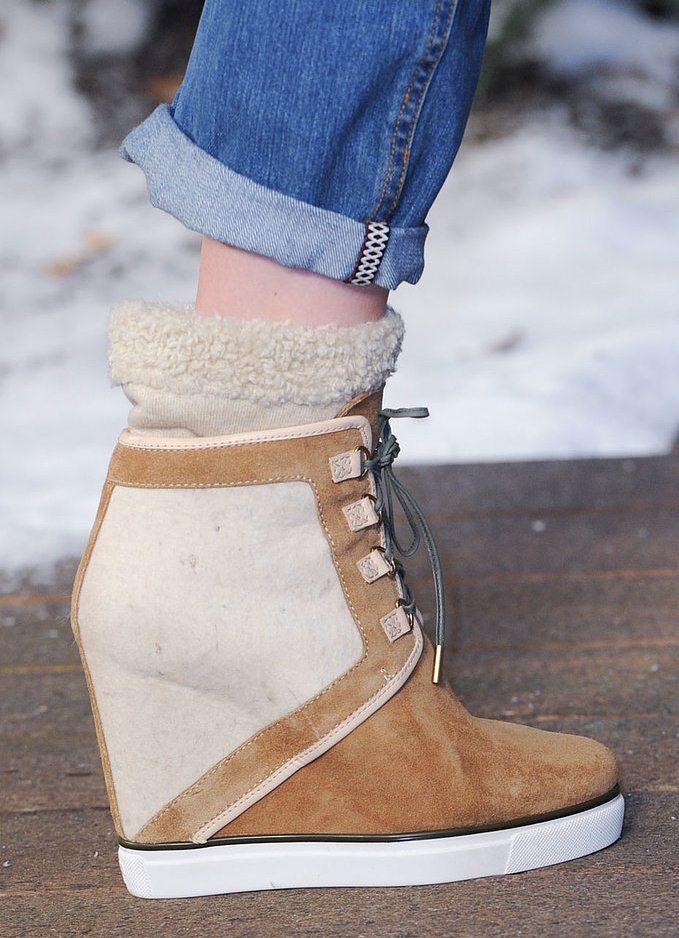Зимняя Обувь 2014