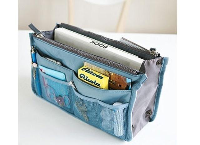 Как сделать органайзер для сумки своими руками