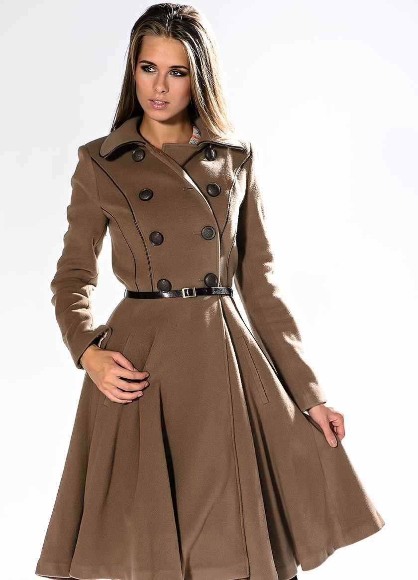 Пальто ретро