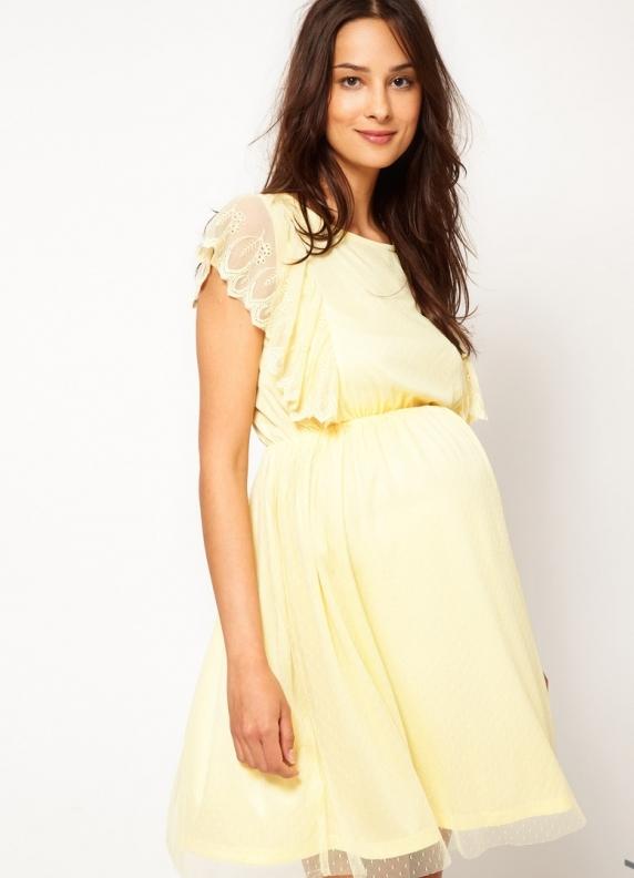 Удобные платья для беременных